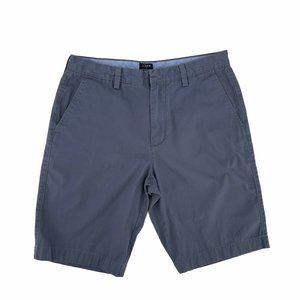 J.Crew men's blue shorts 32 waist